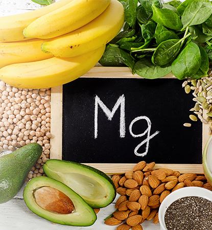 exemple magnésium