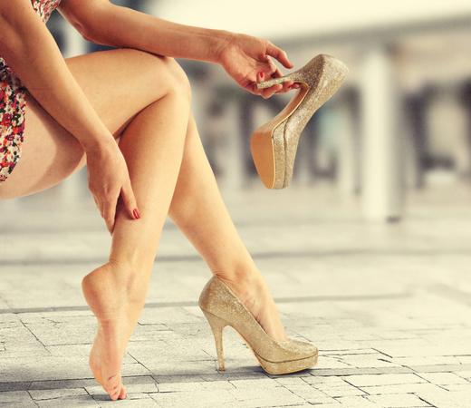 exemple jambes tonifiée et drainée