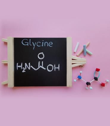 schéma Glycine