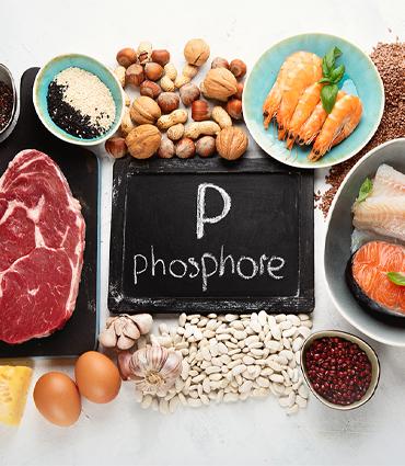 exemple Phosphore
