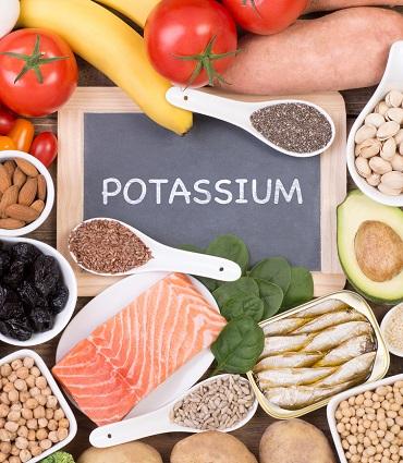 exemple potassium