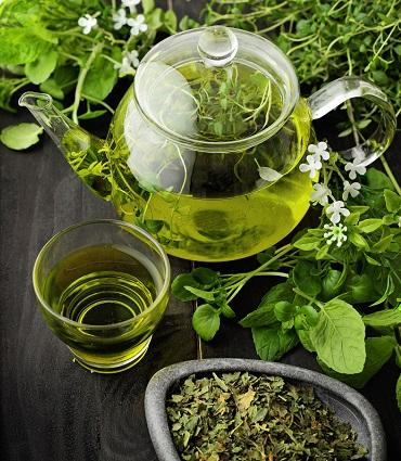 exemple thé vert