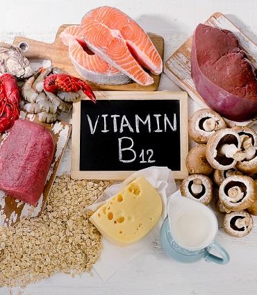 exemple Vitamine B12