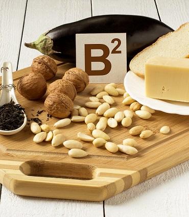 exemple vitamine B2