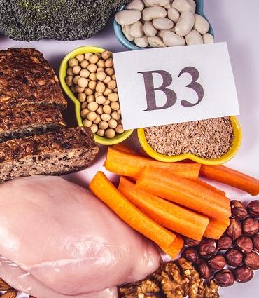 exemple vitamine B3