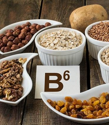 exemple vitamine B6