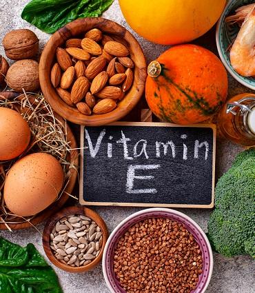 exemple Vitamine E
