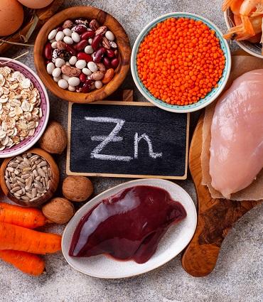 exemple zinc