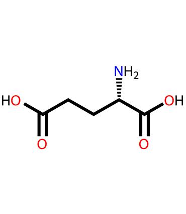 schéma Acide Glutamique