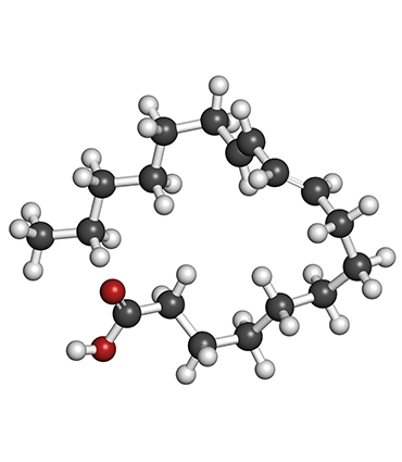 schéma Acide Linoléique Conjugué (CLA)
