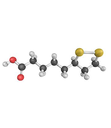 schéma Acide Lipoïque