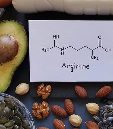 schéma Arginine