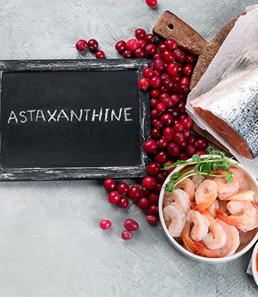 exemple Astaxanthine