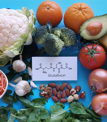 schéma Glutathion