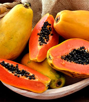 exemple Papaye fermentée
